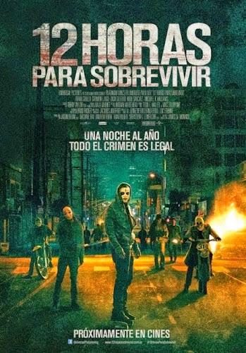 The Purge: Anarchy (BRRip HD Español Latino) (2014)