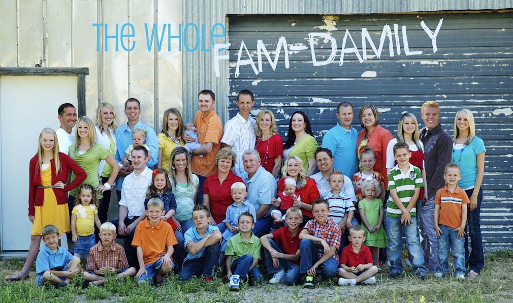 The Fuller Family