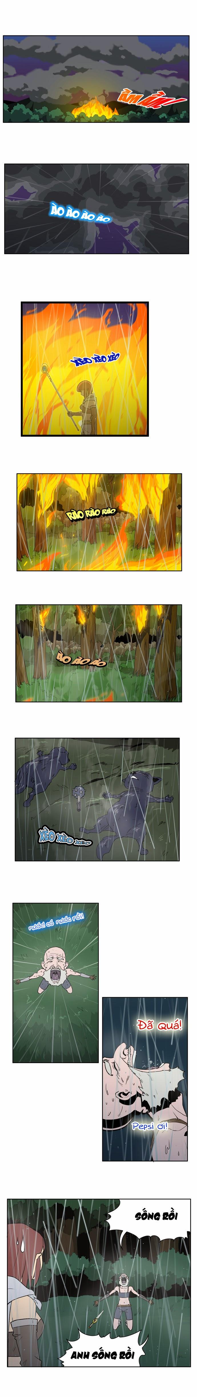 Dragon Son Changsik Chapter 5-6 - Hamtruyen.vn