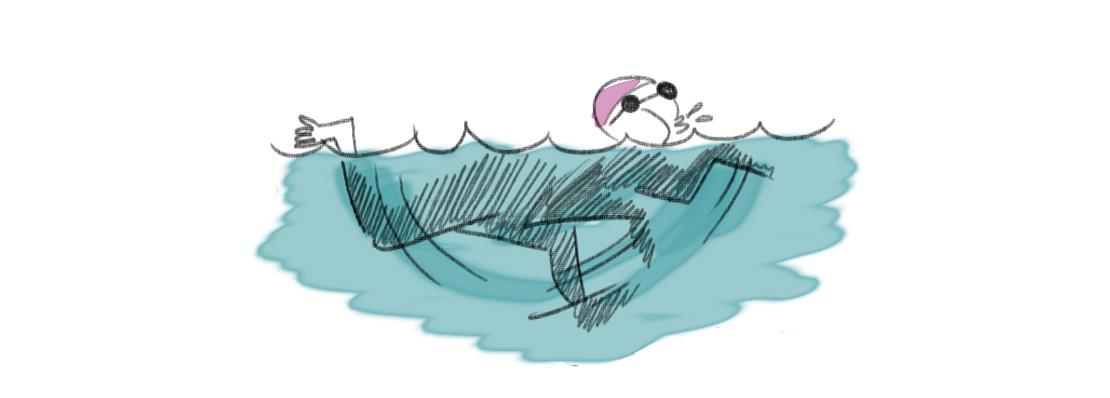 Teresa mtz c mo nadar apropiadamente for Clases de natacion df