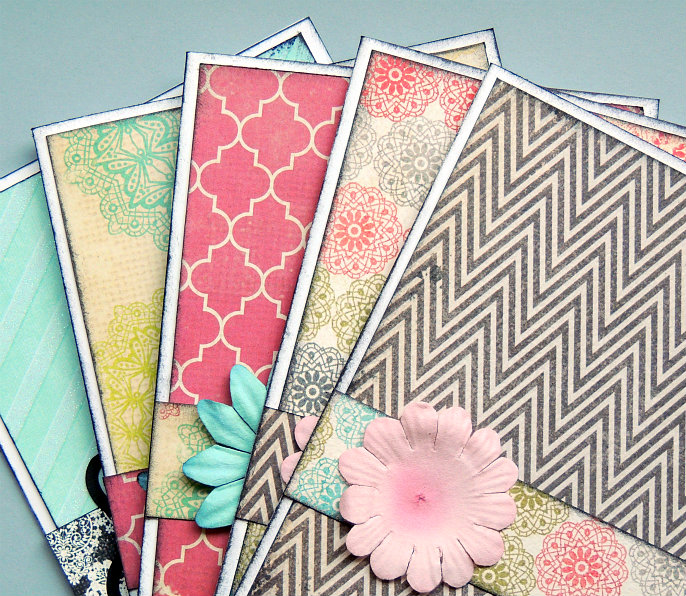 Easy handmade cards crafting in the rain for How to make handmade christmas cards