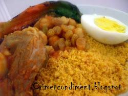 couscous, riz, pâtes