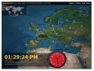 Advanced World Clock 2