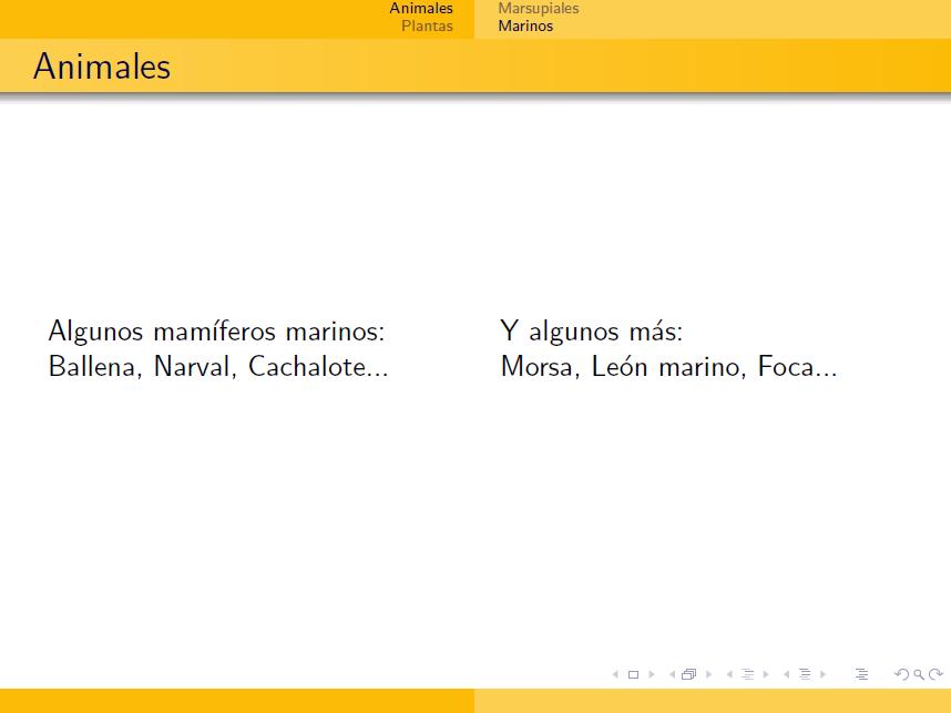 Aprendiendo LaTeX: Cómo hacer una presentación con LaTeX