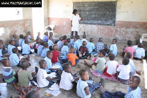 Escolas Senta Baixo
