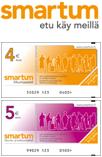 Maksuvälineenä käyvät myös liikuntasetelit