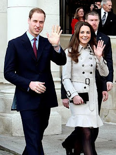 Prince William Wedding News: Prince William and Kate's Emotional Message
