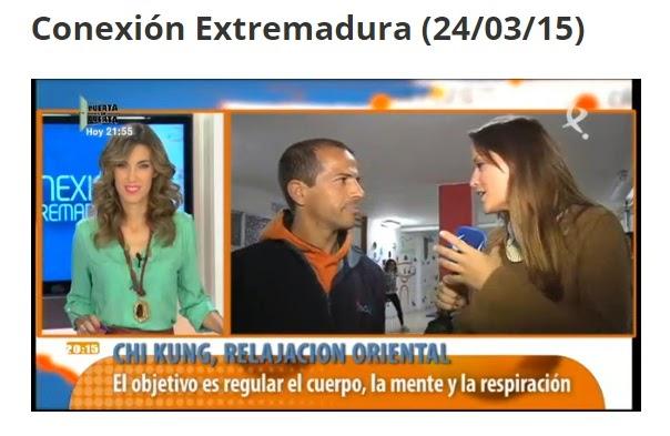 Conexión Extremadura (24/03/15) - Canal Extremadura