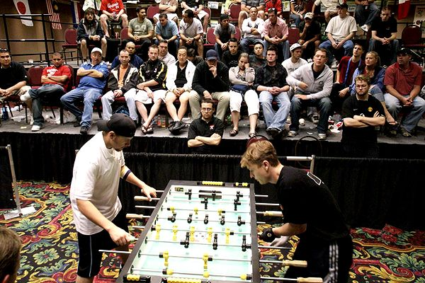 14 Reasons to Become a Professional Foosball Player