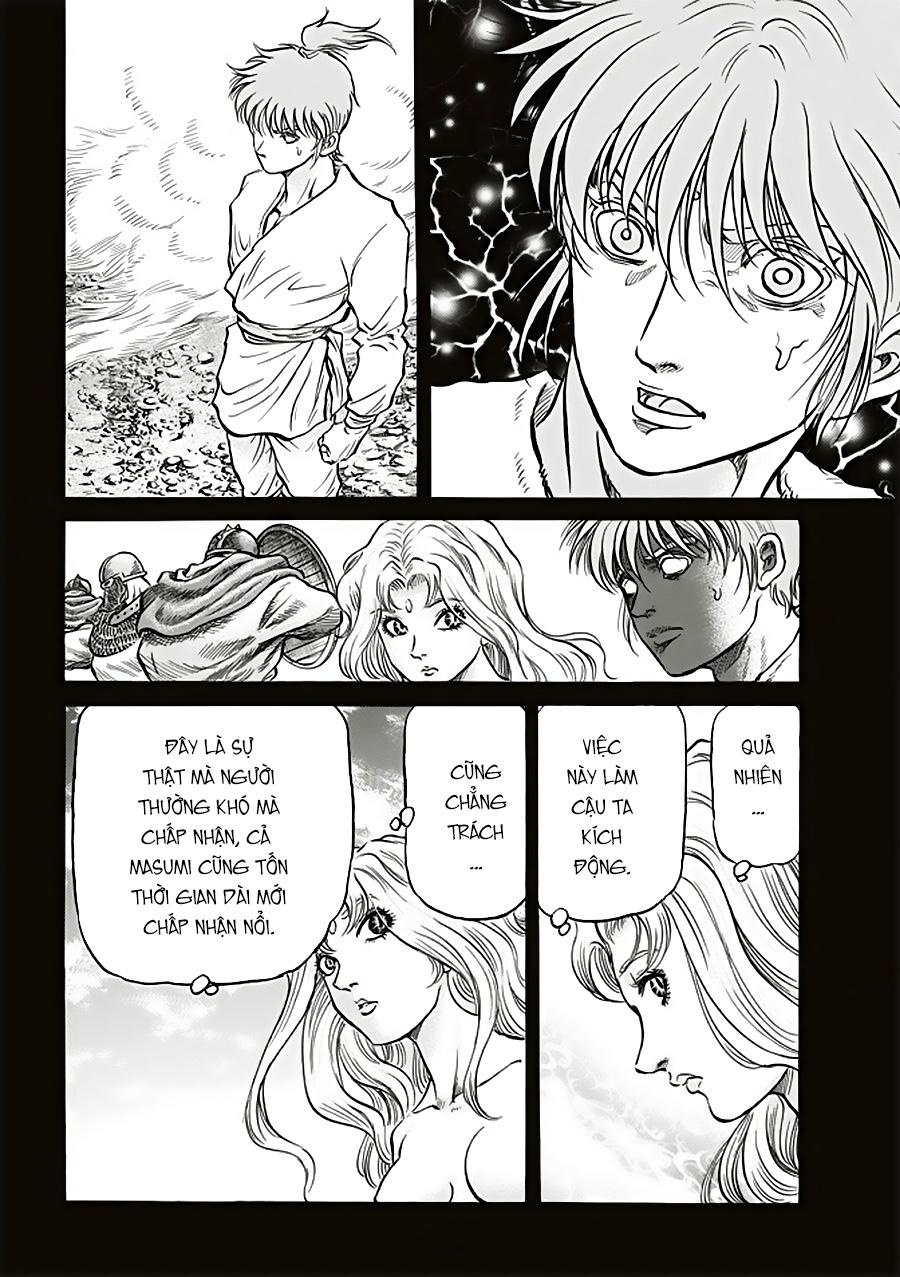 Chú bé rồng-Ryuuroden chap 284.2 Trang 4 - Mangak.info