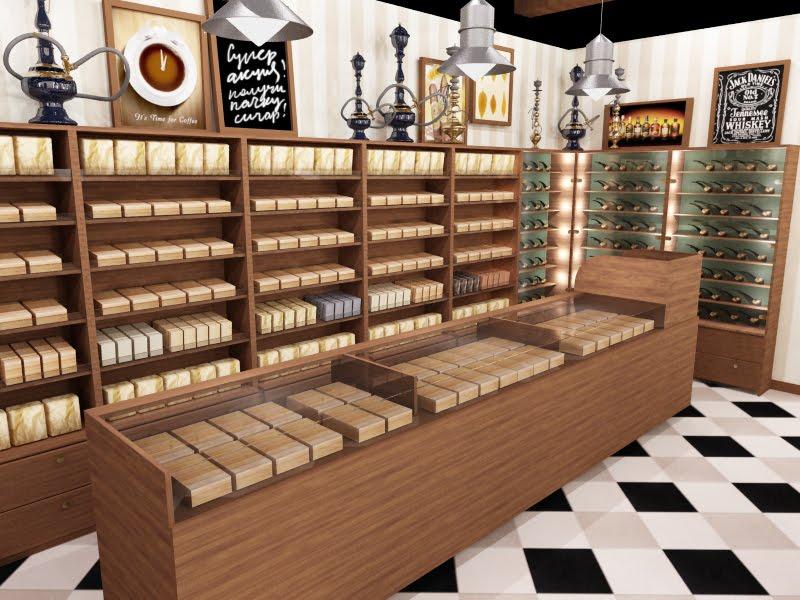 Дизайн проекта кафе: заказать дизайн интерьера кофейни