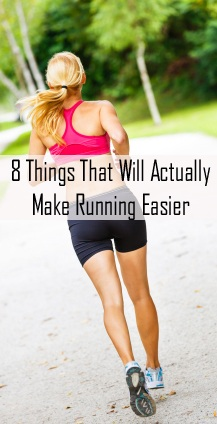 8 Things That Will Actually Make Running Easier