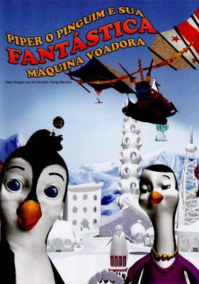 Piper o Pinguim e Sua Fantástica Máquina Voadora - DVDRip Dublado