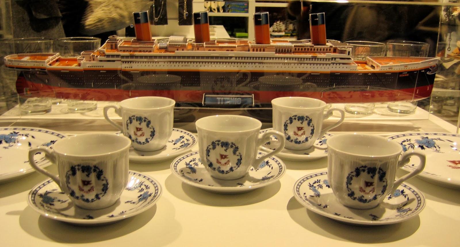 Выставка в Таллинне.Титаник