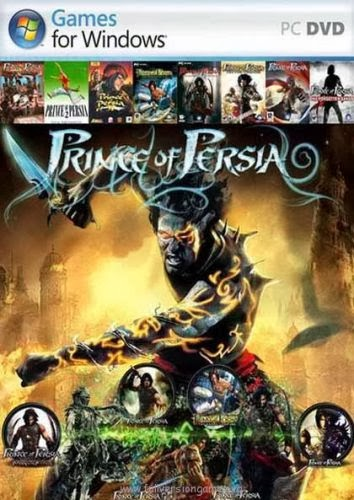 Prince Of Persia The Sands Of Time 2014