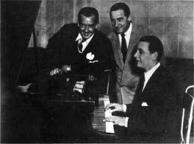 Julio Martel, Carlos Dante, Alfredo De Angelis