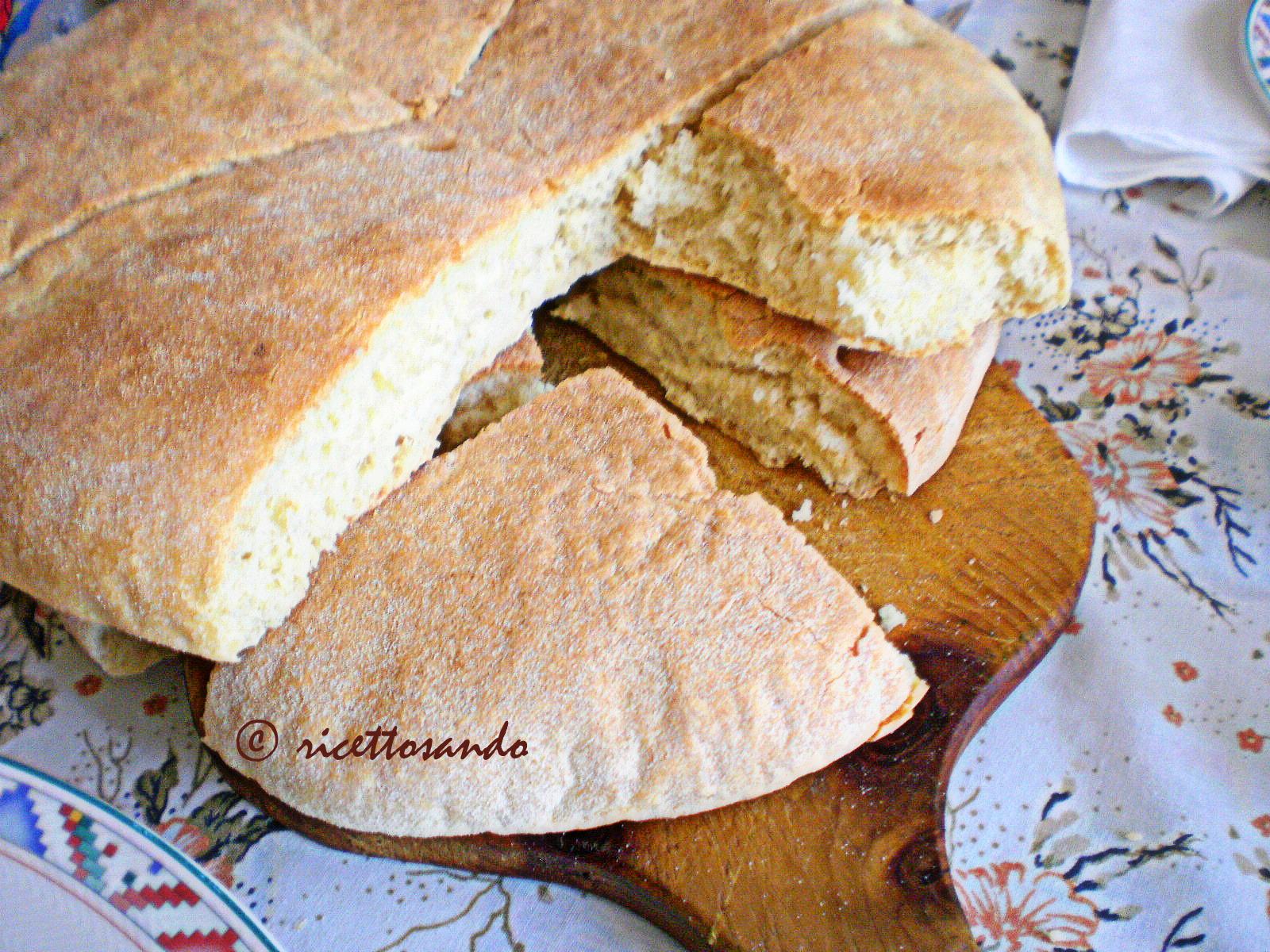 Pane arabo ricetta originale marocchina