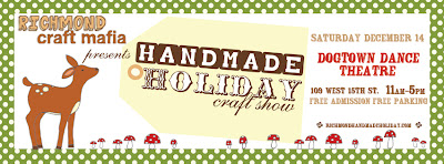 RCM's Handmade Holiday at Dogtown Dance Theatre
