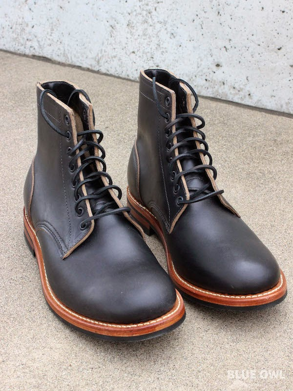 oak bootmakers restock black