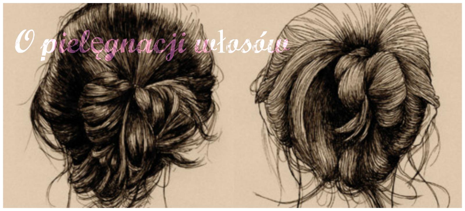 O pielęgnacji włosów