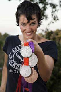 Fuentes se retira como la mejor nadadora española de la historia