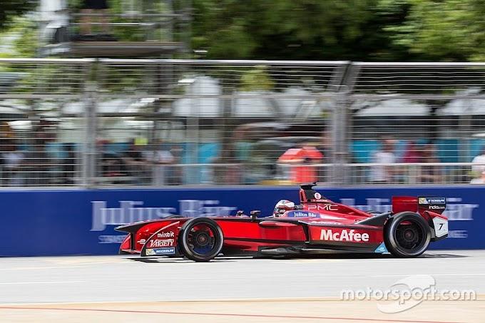 Formula E: La primera pole para D'Ambrosio