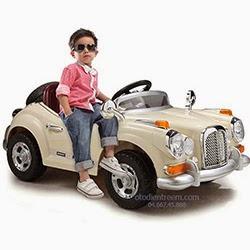 Xe ô tô cho bé JE128