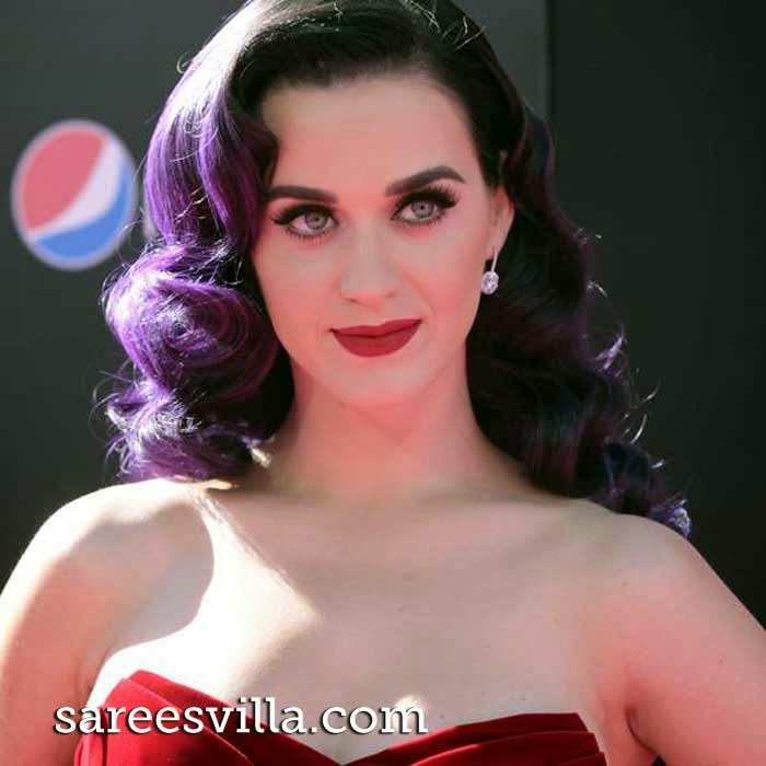 American recording artist Katy Perry