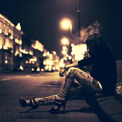 Bộ ảnh Avatar Nữ hút thuốc đẹp