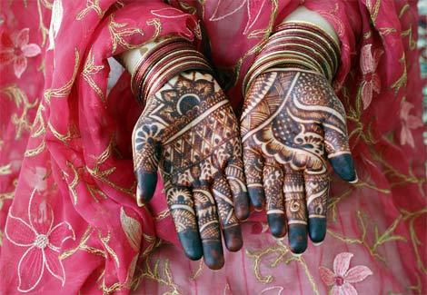 Stunning Mehndi Henna Designs