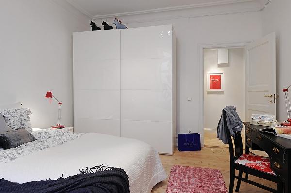 Ideas en polvo decoraci n para todos los bolsillos for Dormitorio matrimonio nordico