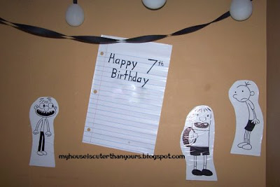 My house is cuter than yours wimpy kid turns 7 my wimpy kid turned 7 years old last month every year pumpkinbutt has a themed partyying party is really putting it lightly solutioingenieria Images