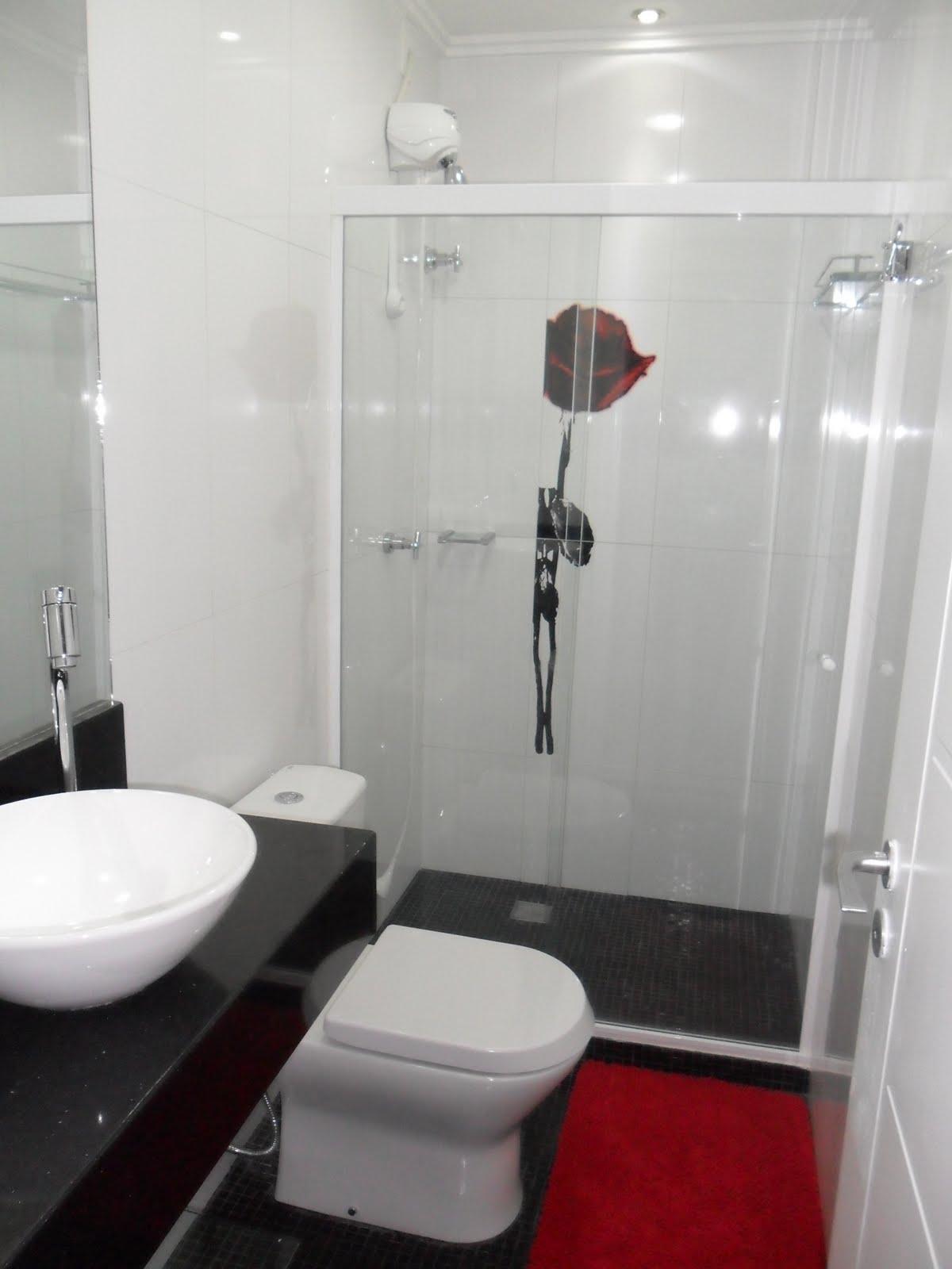 Antes e Depois do Apê: Finalmente Meu Banheiro Completo !!!! #6F0E14 1200 1600