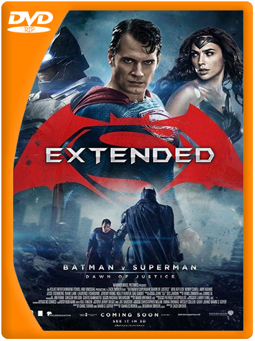 Batman vs Superman El Origen de la Justicia DVDRip Latino