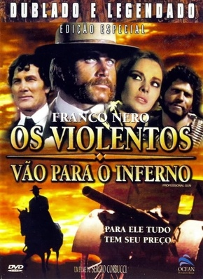 Os Violentos Vão para o Inferno Filmes Torrent Download capa