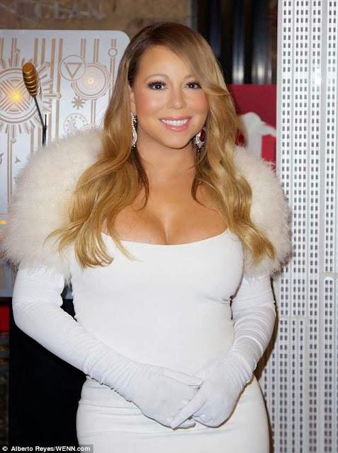 Foto terbaru Mariah Carey