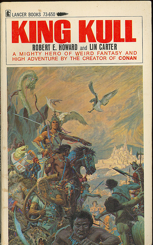 El Abismo Negro - Robert E.Howard