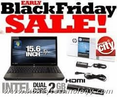 Reduceri Oferta laptop-uri de Black Friday 2013