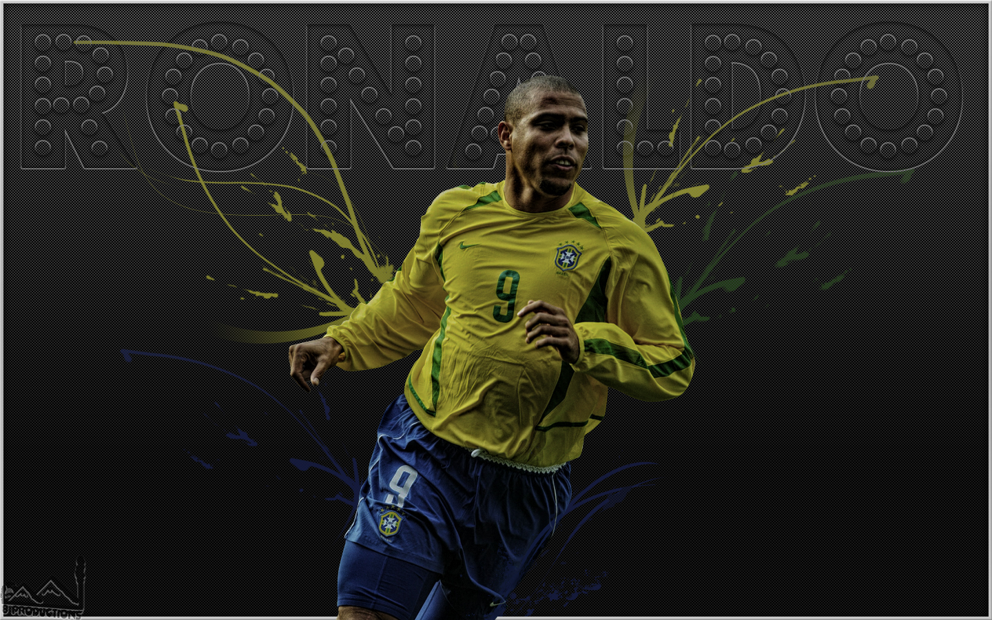 Productions: Ronaldo Brazil wallpaper