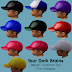 EAaxis Ballcaps for Toddlers Conversion