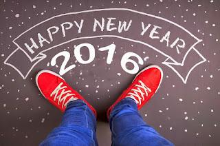 Gambar Ucapan Selamat Tahun Baru 2016 Unik DP Terbaru