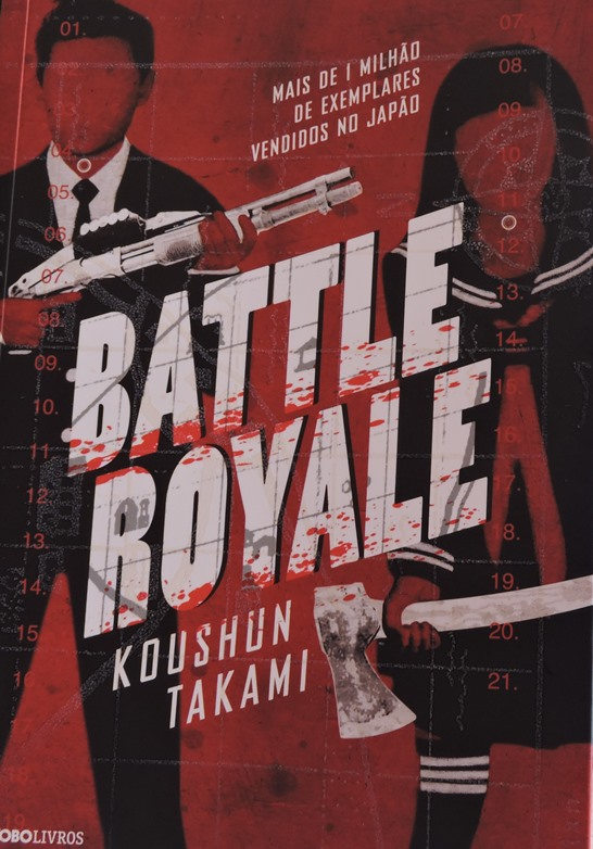 Literatura - Battle Royale - Resenha