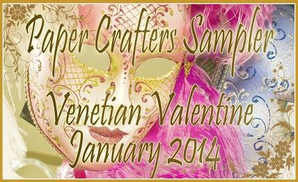 Venetian Valentine - January PCS