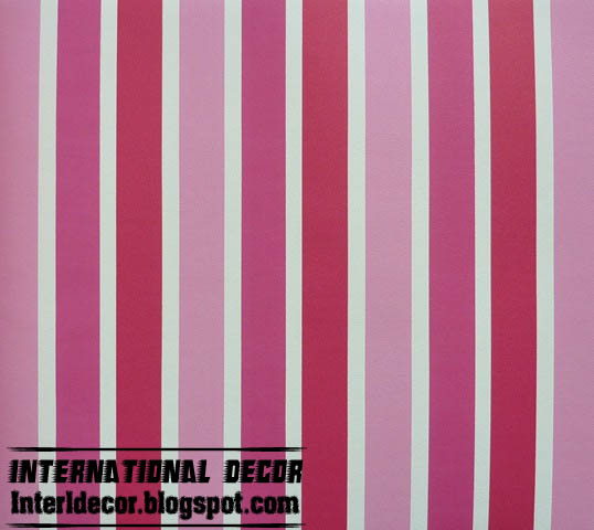 modern striped wall paints designs ideas colors