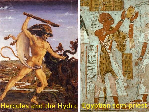Hercules Yunani Dan Mesir