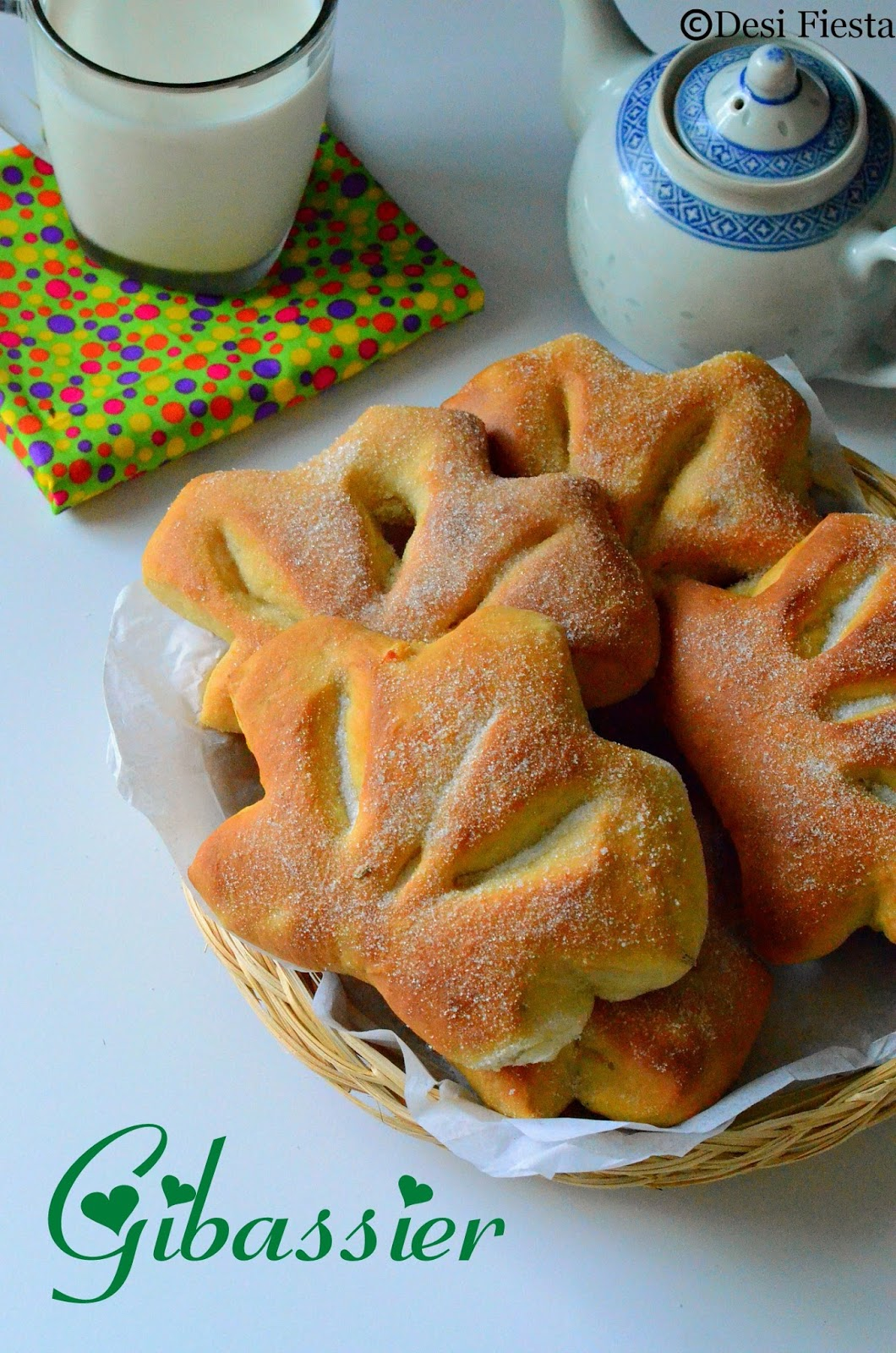 French pastry bread