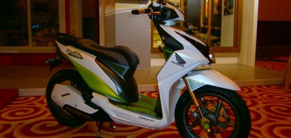 Modifikasi Honda BeAT-FI Jadi Lebih Stylish title=