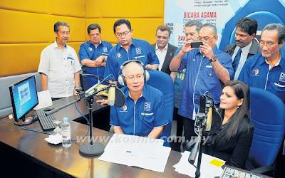 PM, lancar, SelangorBN.fm, Politik, Malaysia