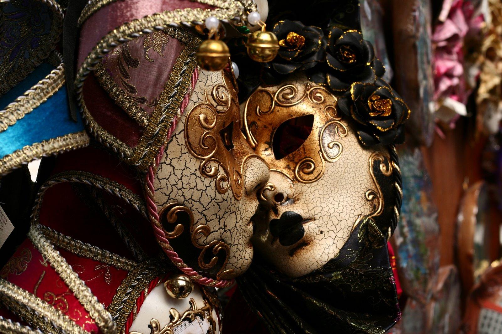 Tipos de Mascaras Venecianas: Su origen y Tradicion
