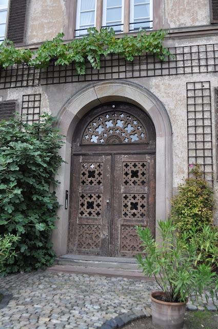 Strasbourg-door